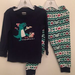 Baby Christmas PJ Set